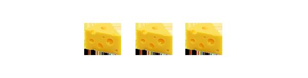 NOTA_3 Cheese