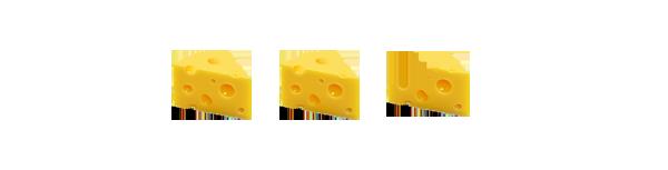 NOTA_2,5 Cheese